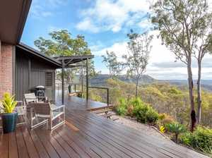 Auction date set for hilltop haven with incredible views