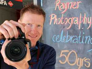 Rayners celebrate 50 years of photos