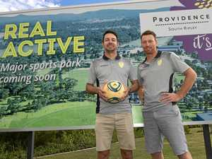 Ripley vision to boost family football in boom suburb