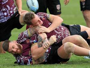 McGuire scraps mateship for Origin match