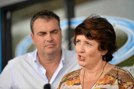 Shadow Minister Fiona Simpson MP.