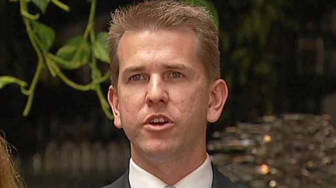 Shadow Minister Jarrod Bleijie MP.