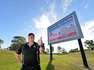 Digi billboards plug Qantas campaign