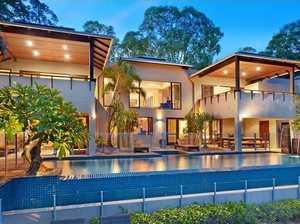 Millionaire surfer's eco-friendly dream home hits market