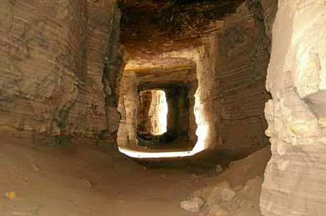 WISHLIST: The reopening of the Mount Morgan Fireclay Caverns was one of Rockhampton Regional Council's election priorities.