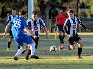 Injury-hit footballers refocus after Cup loss to Moggill