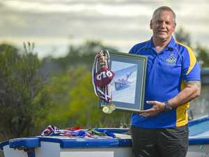 Gladstone's surf boat champion is retiring after 37 years