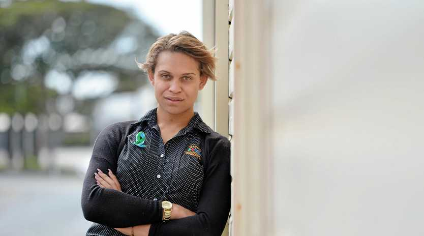 Delton Clark talks about the female influences in her life during a special NAIDOC Week celebrating women.