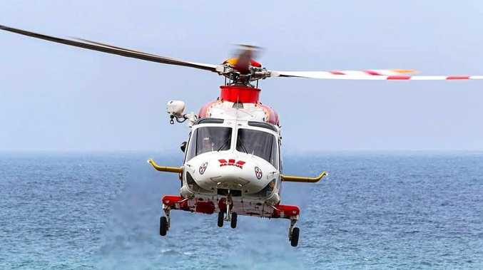 The stoush over who gets money raised for the former Westpac Rescue Helicopter service has been resolved.