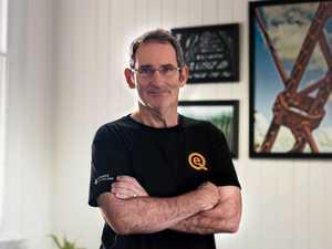 Shark Tank's Steve Baxter heading to Toowoomba