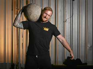 New home for strongmen opens in Ipswich