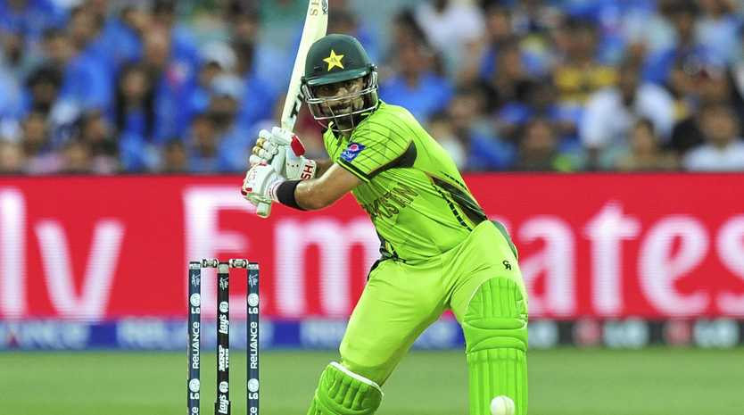 Ahmed Shehzad is yet to advise the Pakistan Cricket Board if he wants his B sample tested. Picture: David Mariuz/AAP