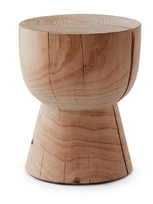 The Mark Tuckey Eggcup stool has a recommended retail price of $550, but sells for more than $700 in some online stores.