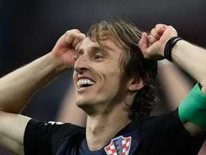 Pressure is on: Modric shines spotlight on Croatia