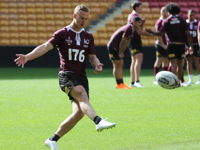 Daly Cherry-Evans has a chance to make the No. 7 jersey his own.