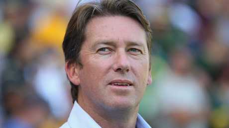McGrath agreed with Cummins' series prediction, saying the hosts would win 4-0.
