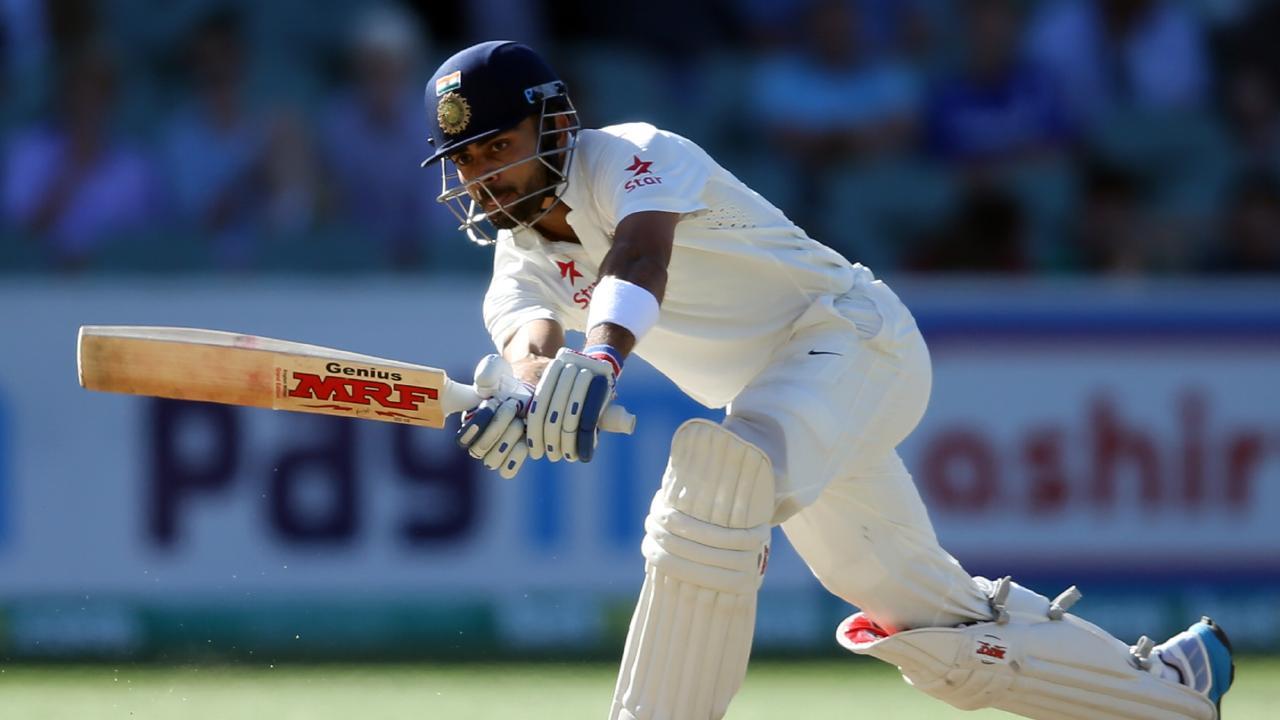 Virat Kohli smashed four centuries and averaged 86.50 during his last Test tour of Australia.