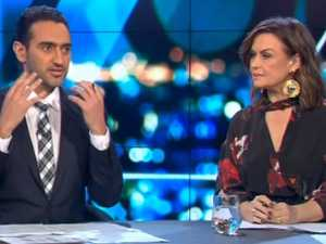 Waleed and Lisa clash in fiery debate