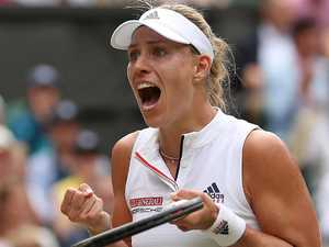 Kerber back in spotlight but tough challenge awaits