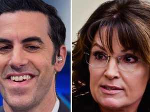 'Duped' Sarah Palin slams Sacha Baron Cohen
