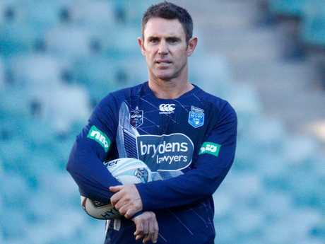 Brad Fittler wants to make it 3-0.