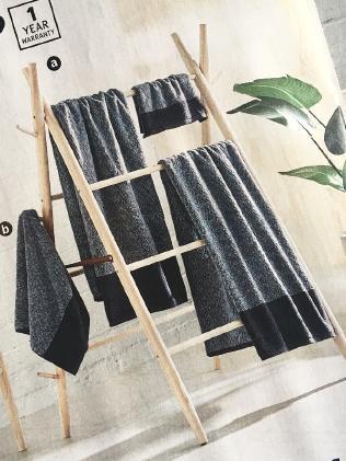 The Aldi clothes rack.