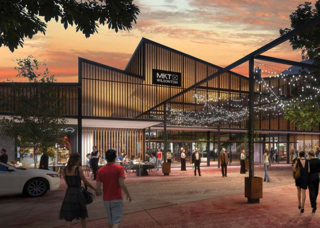 MKT Wilsonton had big plans for Wilsonton Shopping Centre. PPB Advisory was appointed as receiver to the ARIO trusts in June last year.