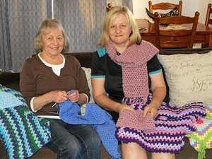 Elvira's crochet passion helps Coast charities