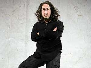 Ross Noble: The king of improvisation is back