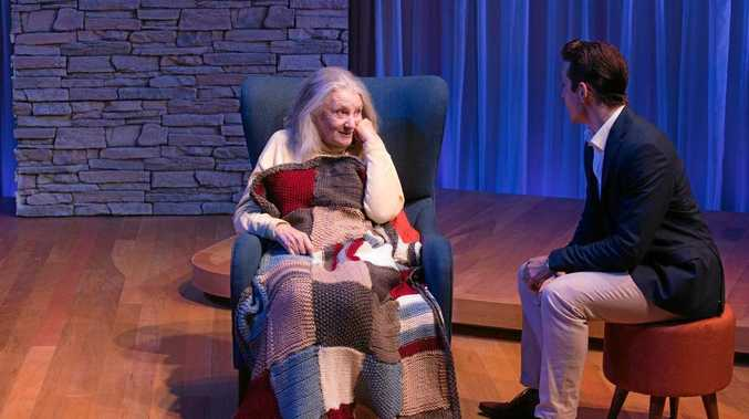 A scene from Marjorie Prime, which will have its Queensland premiere at Noosa Alive!