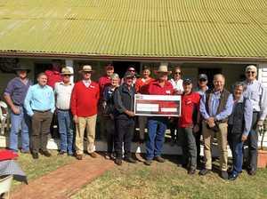 Committee bucks up $20,000 for RFDS