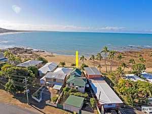 Slice of prime coastal property goes under the hammer