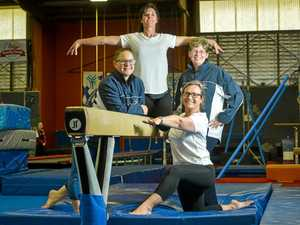Masters gymnasts leap to Gladstone for Sunday competition