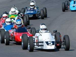 Record territory for Warwick historic meet