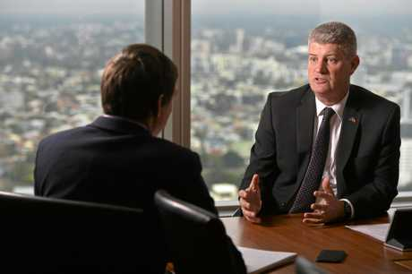 Stirling Hinchliffe sat down in Brisbane with the QT.