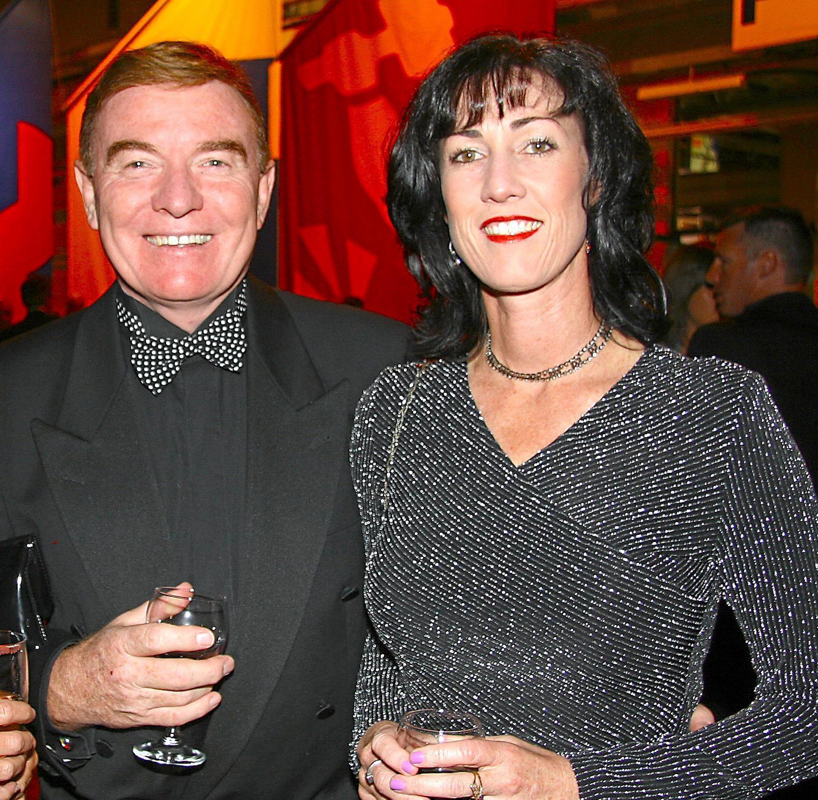 Carl Wulff and Sharon Oxenbridge