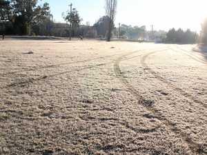Stanthorpe plummets six degrees below July average