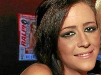 VIOLENT DRUNK: Ashleigh Kate Edwards injured multiple police during her vodka fuelled rampage.