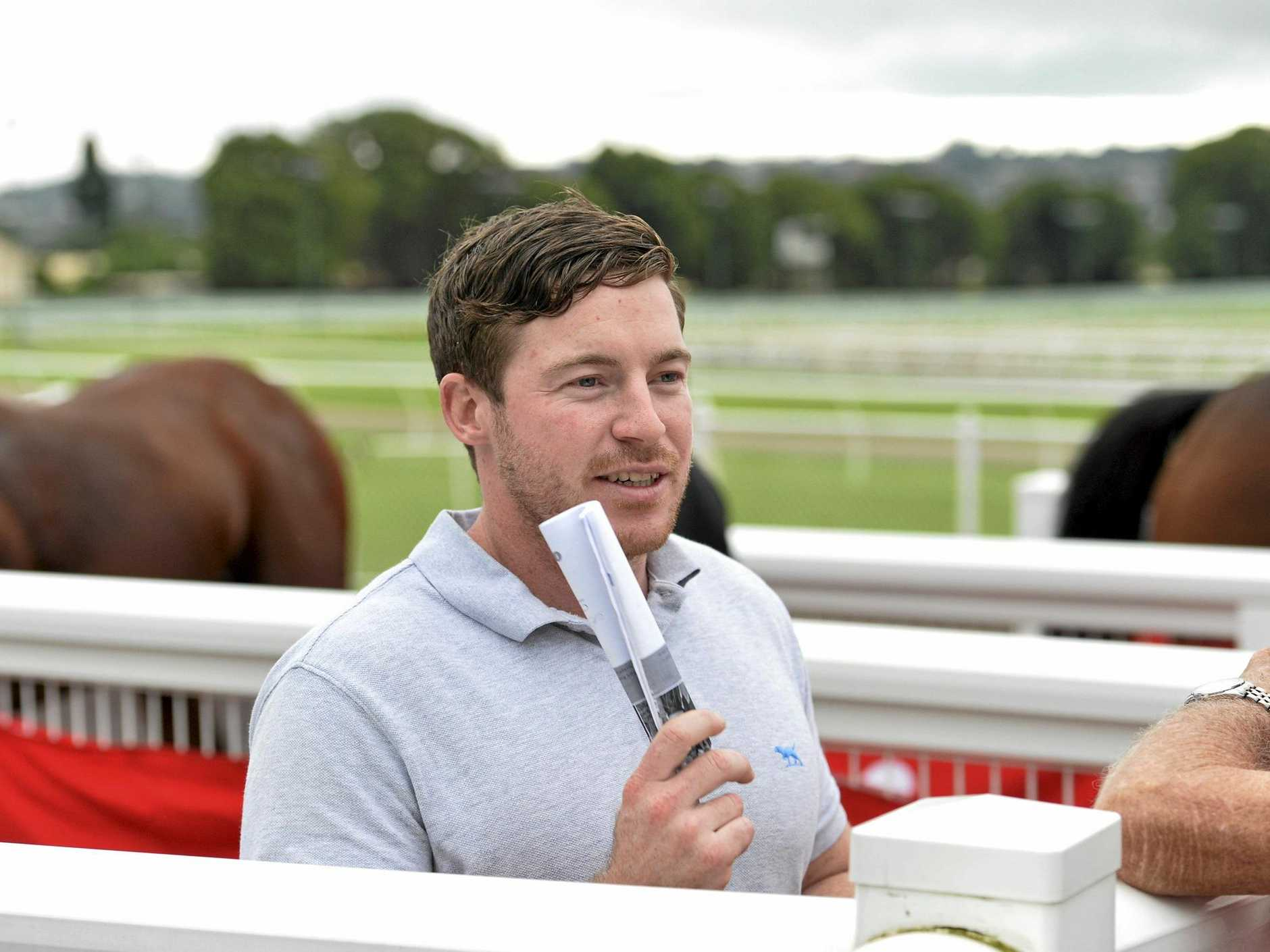 Ben Currie has been notified he has three positive swab results pertaining to races from last season.