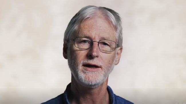 Dr Stuart Kidd appeared in last night's episode.