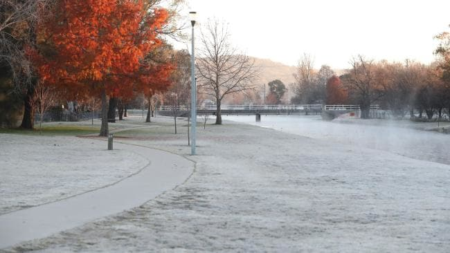 If you want to find some cold weather, Stanthorpe will do the trick.