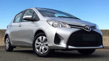 Photo of the 2016 Toyota Yaris