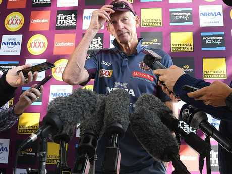 Wayne Bennett is a survivor.