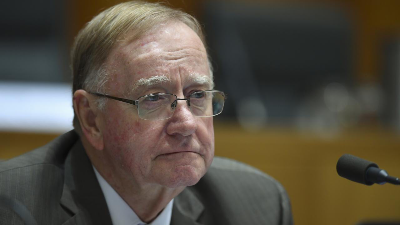 Senator Macdonald lost his top spot on the Senate ticket to Brisbane-based mining manager Paul Scarr.