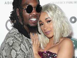 Rapper Cardi B reveals bizarre baby name