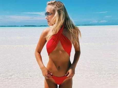 Katarina Zarutskie has more than 38,000 followers on Instagram.