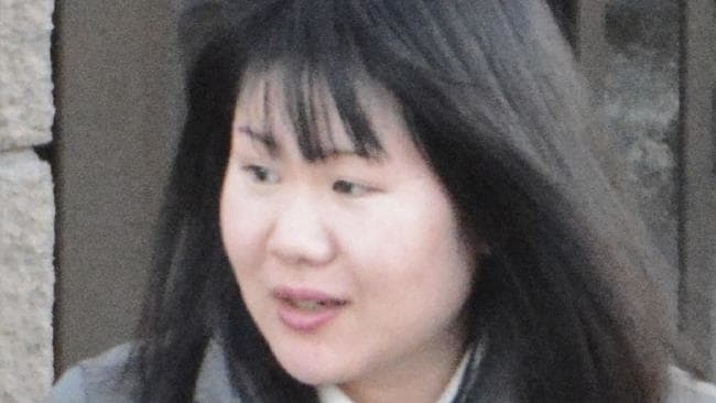 Ayumi Kuboki was arrested on July 7 for allegedly murdering an elderly patient in 2016 at a Yokohama hospital. She has allegely told police she organised for more than 20 patients to die after her shift had ended. Picture: Kyodo via AP Images