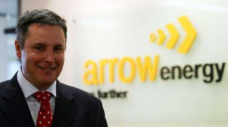 Shaun Scott is a former chief executive of Arrow Energy.