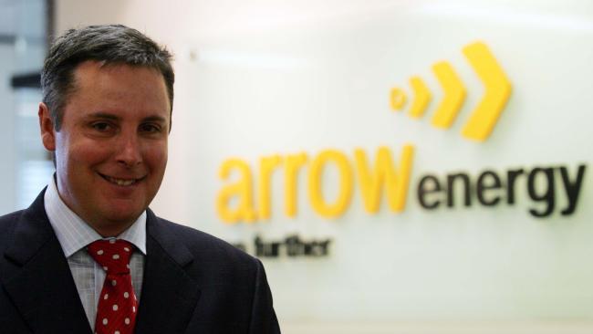 Shaun Scott is a former chief executive of Arrow Energy.