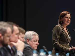 Frecklington flips on renewables 'mandate'
